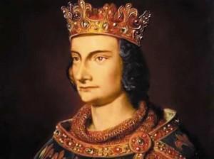 Филип Красивый король Франции
