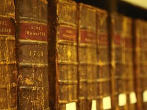 книги из Валленродтской коллекции Калининградского университета