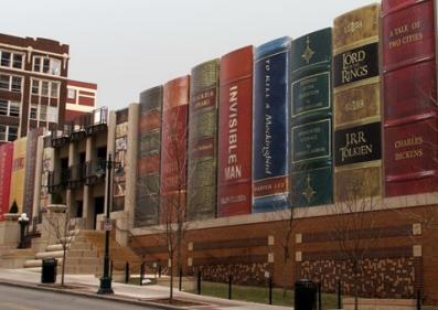 публичная библиотека Канзас-сити (Kansas City Public Library)