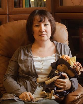 Дина Сабитова выдвинута на соискание премии памяти Астрид Линдгрен