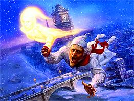 """""""Рождественская песнь"""" - версия Роберта Земекиса"""