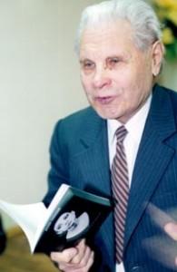 писатель Владимир Корчагин
