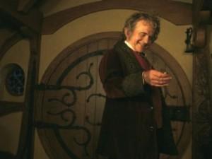 Бильбо Бэггинс с кольцом: моя прелесть!