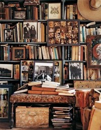 комната с книгами