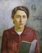 Ванда Василевская - портрет