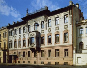 Музей Набокова в Санкт-Петербурге