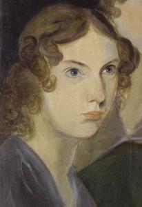 портрет Энн Бронте работы ее брата Бренуэлла Бронте