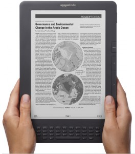 E ink kindle