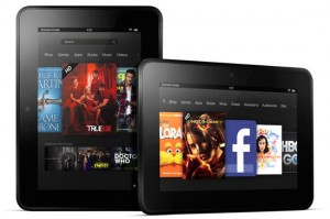 Обзор kindle fire