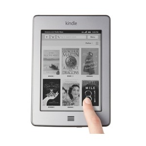 Amazon kindle touch купить