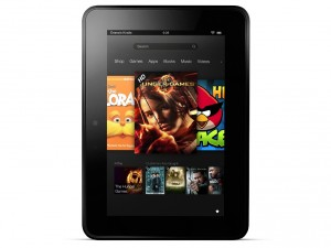 Kindle fire hd обзор