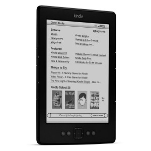Amazon kindle обзор