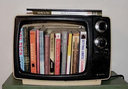 Книги VS ТВ