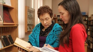 """Выставка """"И книги имеют свою судьбу"""" - фото Оренбургского государственного университета"""