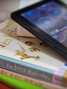 планшет для чтения? почему нет!