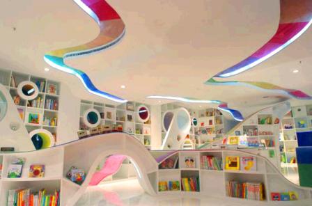 Poplar Kid's Republic - в самом детском книжном магазине всё, как в сказке