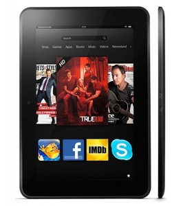 Amazon Kindle fire hd 16 gb
