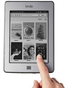 Kindle touch прошивка