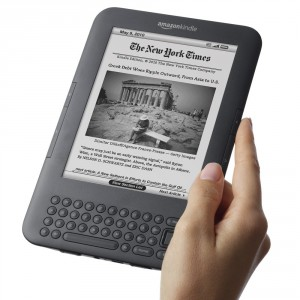 Kindle 3 wi fi