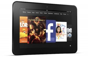 Планшет kindle fire hd