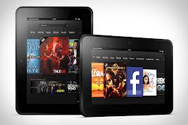 Планшет amazon kindle fire hd