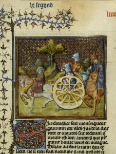 Lancelot, le Chevalier de la Charrette
