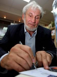 Геннадий Прашкевич - автор тома о Жюле Верне в серии ЖЗЛ