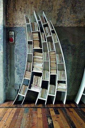 книжный шкаф-галлюцинация
