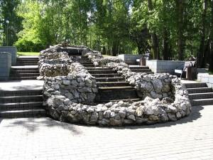 Буфф-сад, Томск