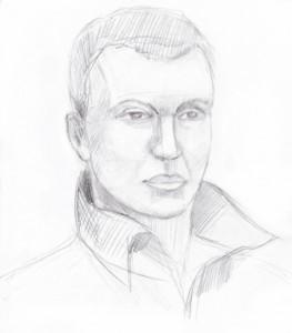 Михаил Анечкин - портрет