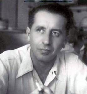 поэт Натан Альтерман