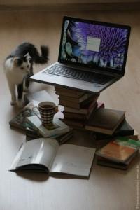что новенького о литературе в Сети?