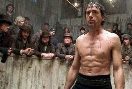 Гай Ричи напомнил нам, что Шерлок Холмс - еще и боксер!