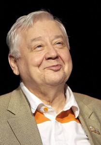 Председатель жюри «Параболы» Олег Табаков