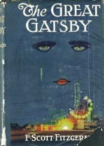 """американское издание """"Великого Гэтсби"""" 1925 г."""