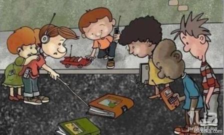 дети нового времени увидели старую-добрую книжку