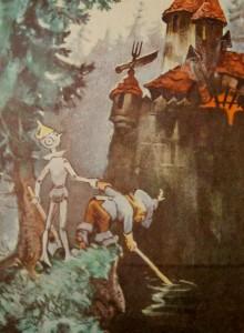 замок Людоеда - тот самый момент...