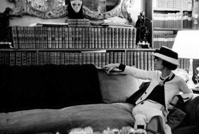 Коко Шанель и её библиотека