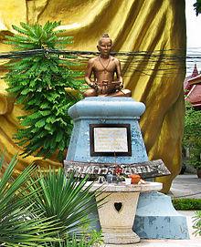 Сунтон Пу - памятник в Бангкоке