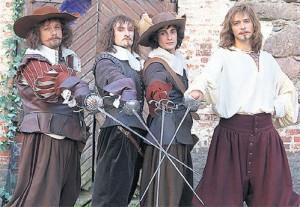 Три мушкетера - 2013