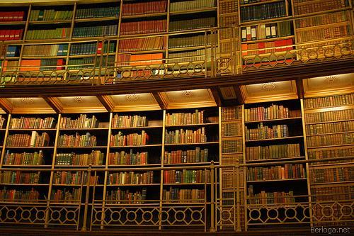 Читальня Британского музея в Лондоне