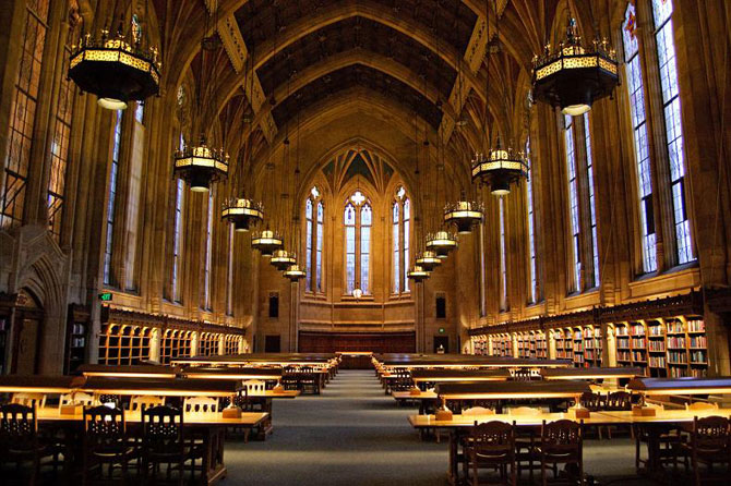 библиотека Вашингтонского университета в Сиэттле