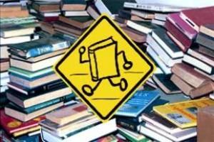 """буккроссинг - как """"приделать ноги"""" книге"""