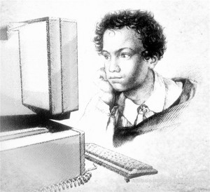 записки современников о Пушкине теперь можно прочесть в Сети