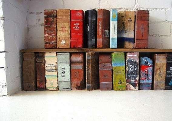кирпичная библиотека