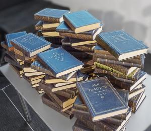 книги Льва Толстого