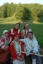 """на фестивале """"Песни Бежина луга"""""""