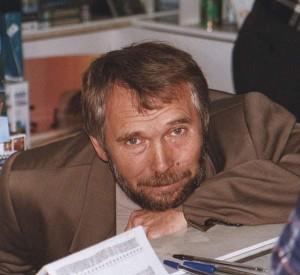один из претендентов на АБС-Премию - 2013 Евгений Лукин
