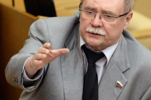 режиссер и депутат Владимир Бортко