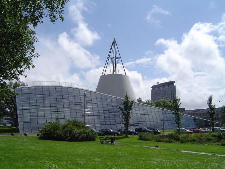 Библиотека Технологического университета г. Дельфта